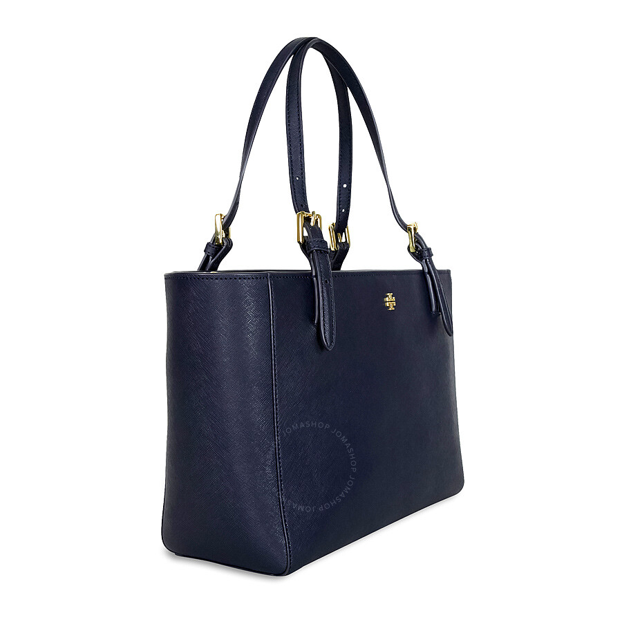 e60a971c6 Tory Burch York Small Bucke Tote - Navy - Tory Burch - Handbags ...