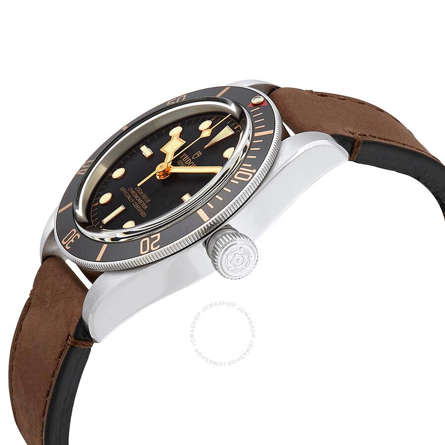 Tudor Black Bay Fifty-Eight Automatic Black Dial Men s Watch Item No.  M79030N-0002 9891534ec3