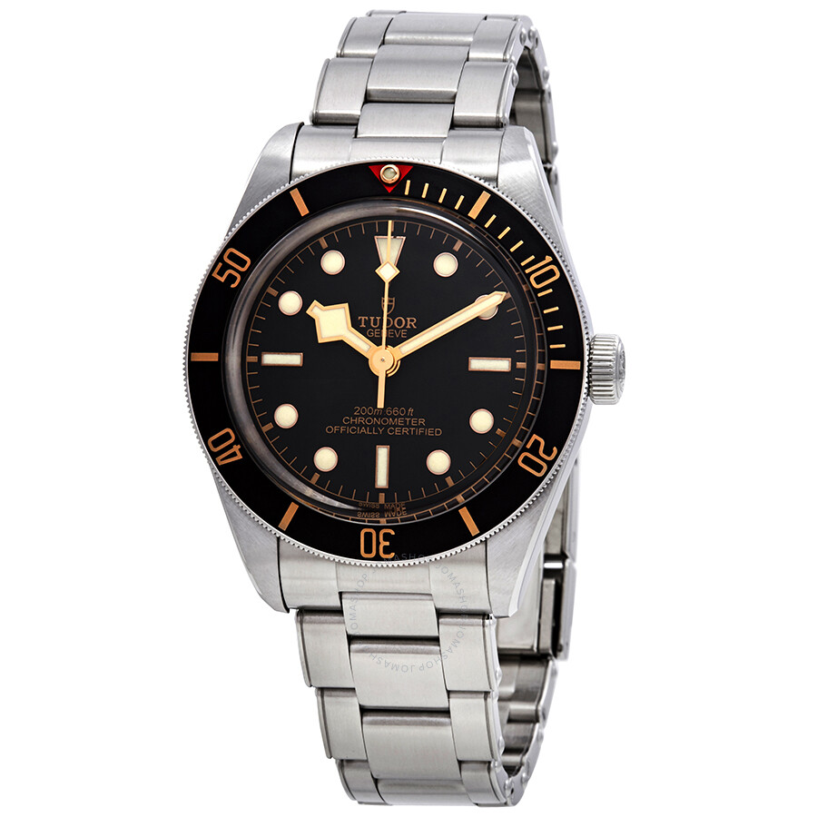 Tudor Black Bay Fifty-Eight Automatic Black Dial Men s Stainless Steel Watch  M79030N-0001 ... c4039445ba