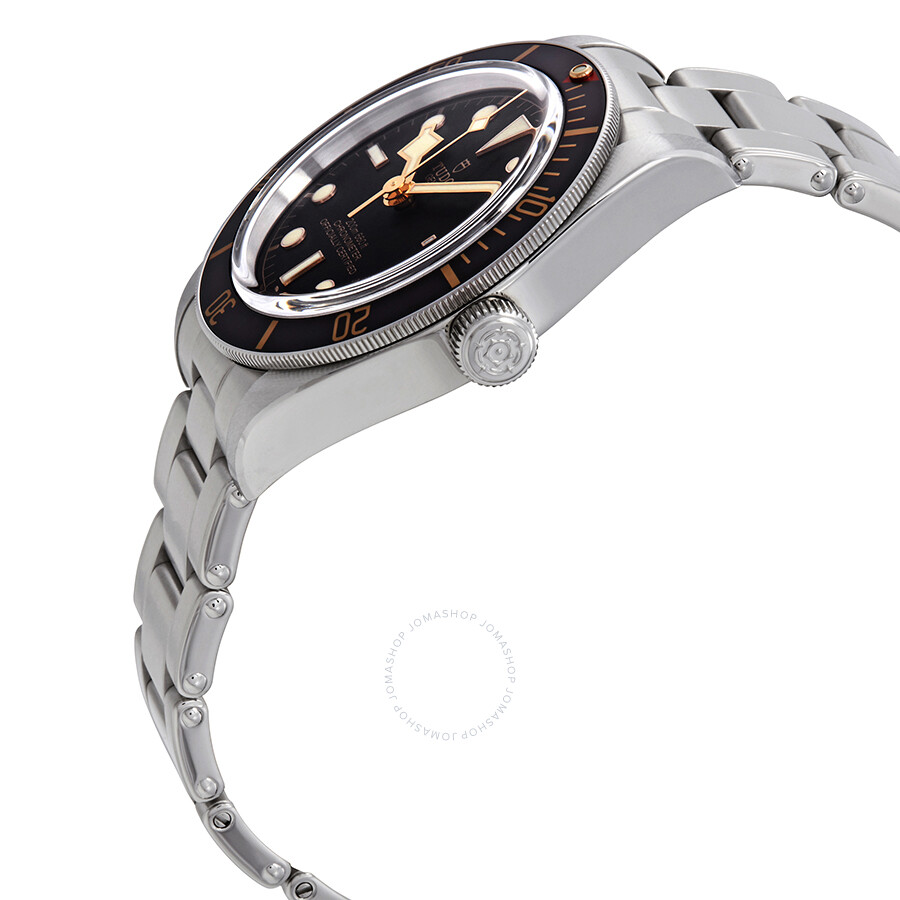 Tudor Black Bay Fifty-Eight Automatic Black Dial Men s Stainless Steel Watch  Item No. M79030N-0001 665895bcd7