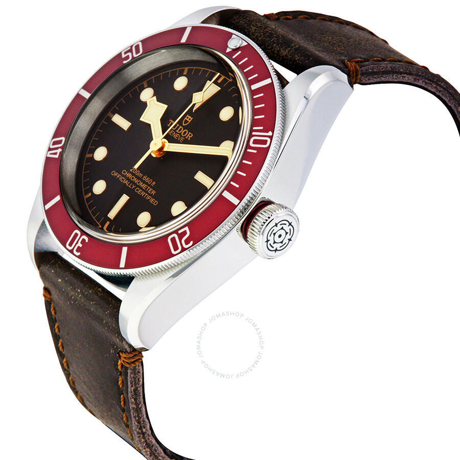 tudor heritage black bay automatic men 39 s watch m79230r 0005 heritage tudor watches jomashop. Black Bedroom Furniture Sets. Home Design Ideas