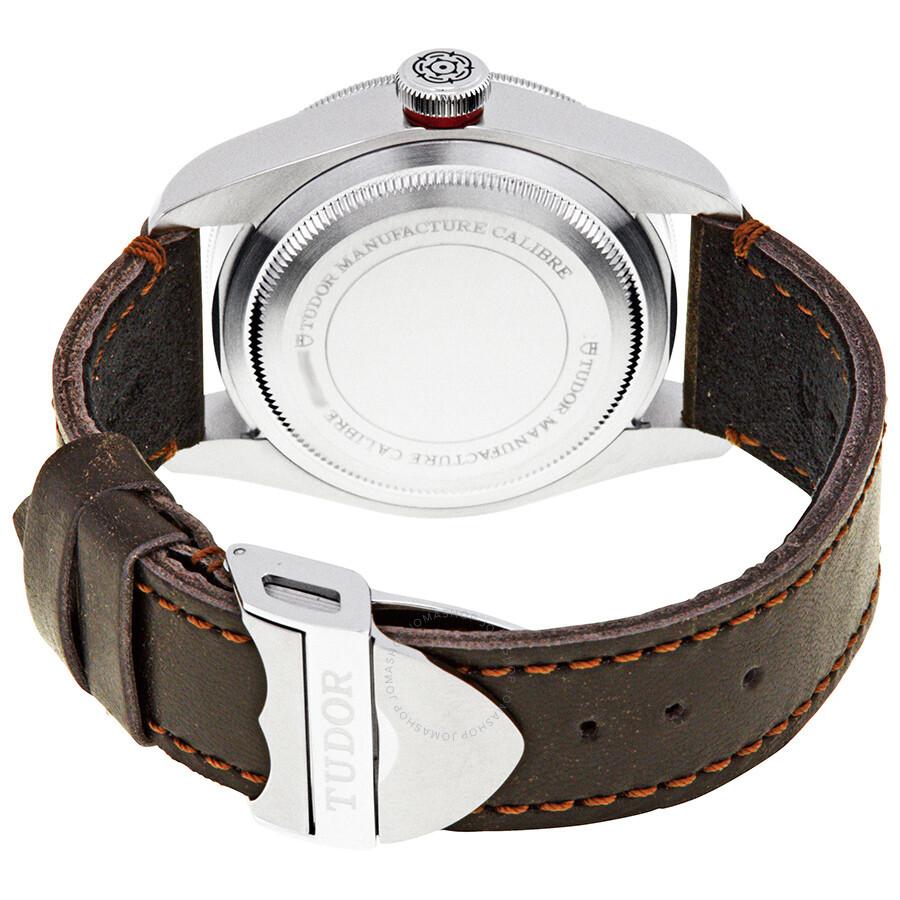 f54168cdd ... Tudor Heritage Black Bay Automatic Men's Watch M79230R-0005 ...