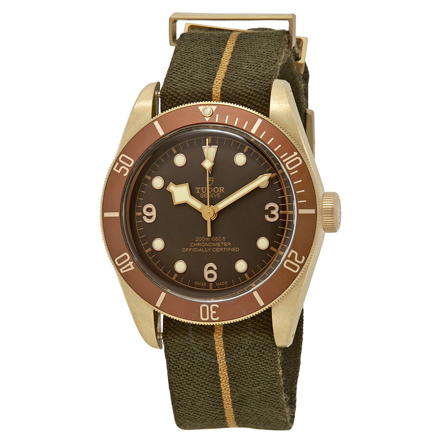 tudor heritage black bay automatic brown dial men 39 s watch m79250bm 0004 heritage tudor. Black Bedroom Furniture Sets. Home Design Ideas