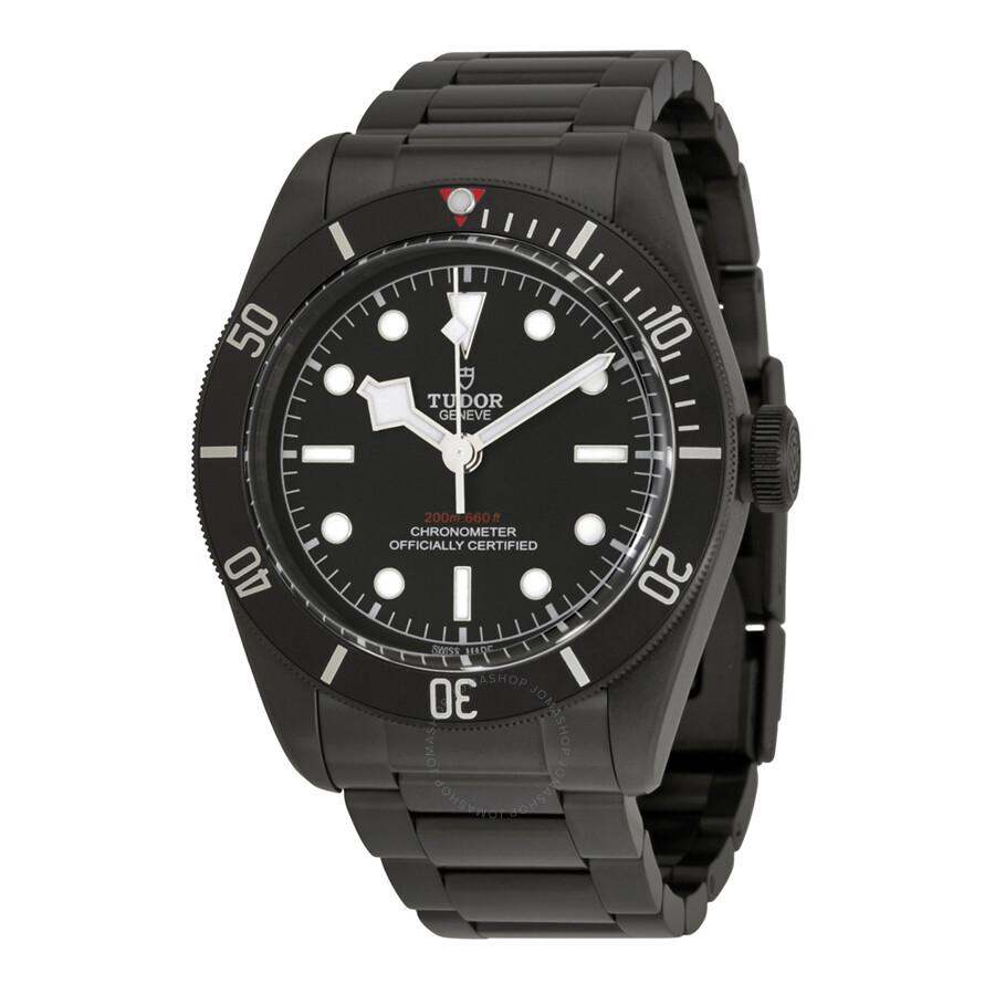 8fa9231ba6983 Tudor Heritage Black Bay Dark Automatic Men's Watch M79230DK-0008