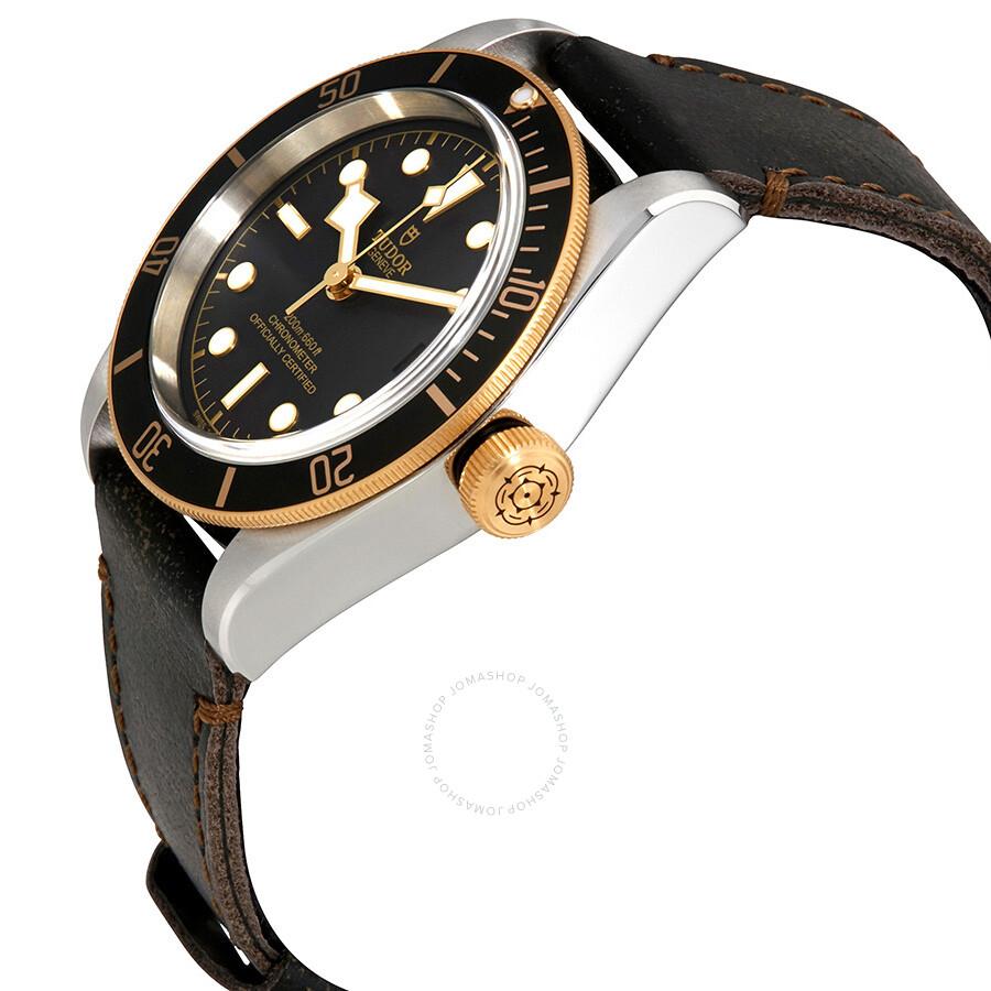 149542b0ce4 ... Tudor Heritage Black Bay Automatic Black Dial Men s Watch M79733N-0001  ...