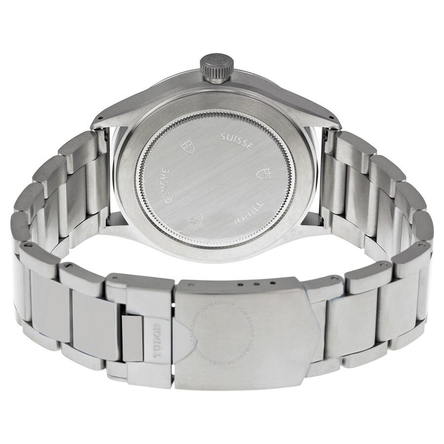 60aa971a19a Tudor Heritage Ranger Black Dial Men's Watch M79910-0011 - Heritage ...