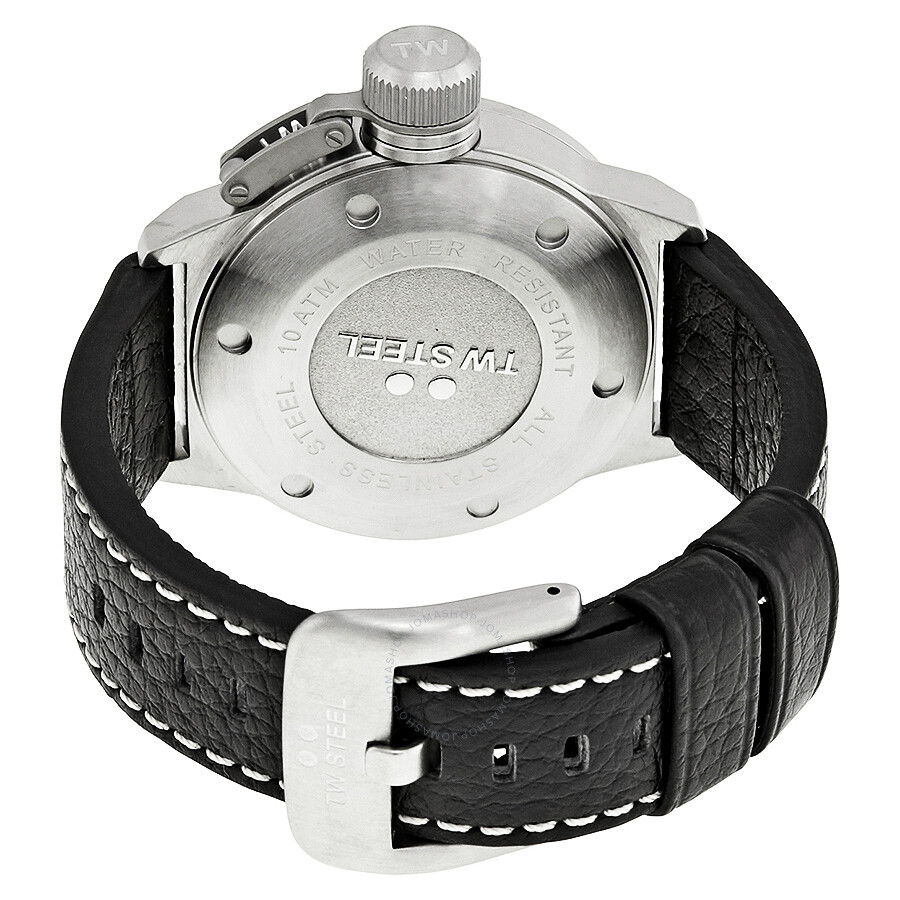 how to operate tw steel canteen watch