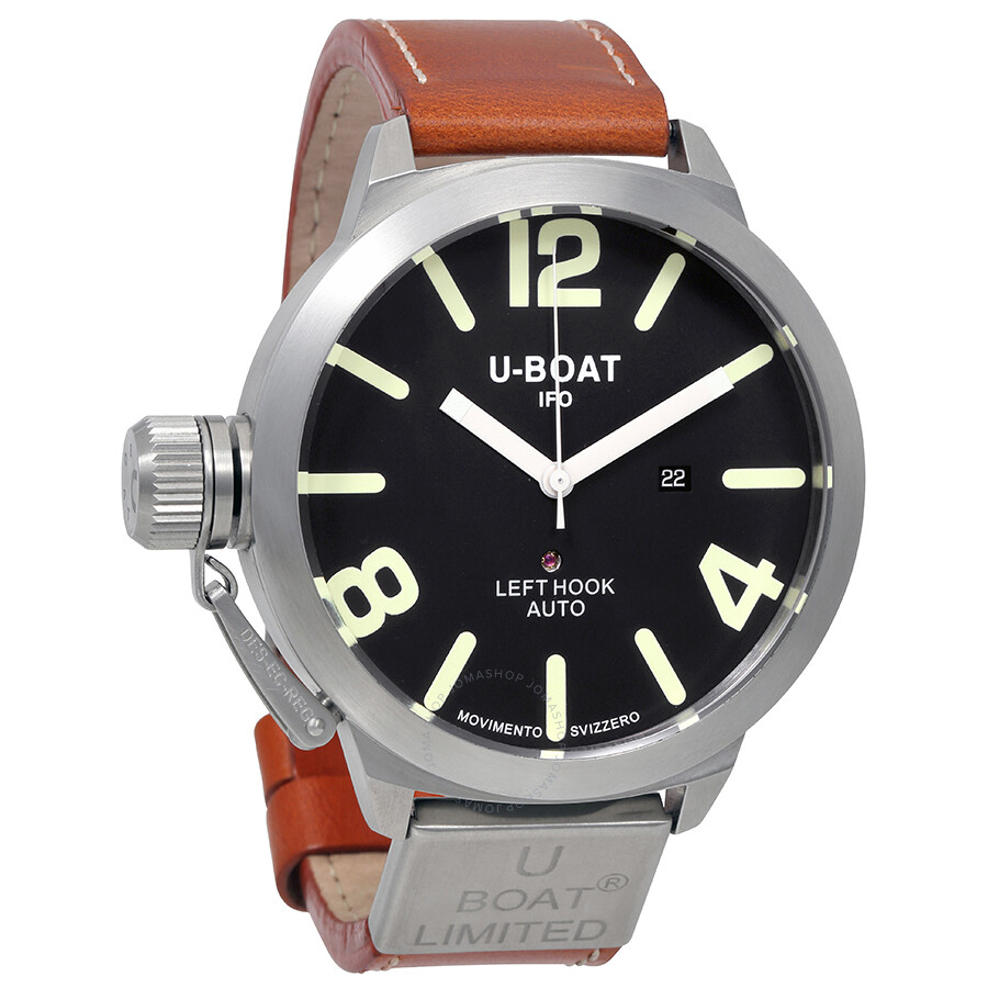 UBoat Black Watches  Replica Watches