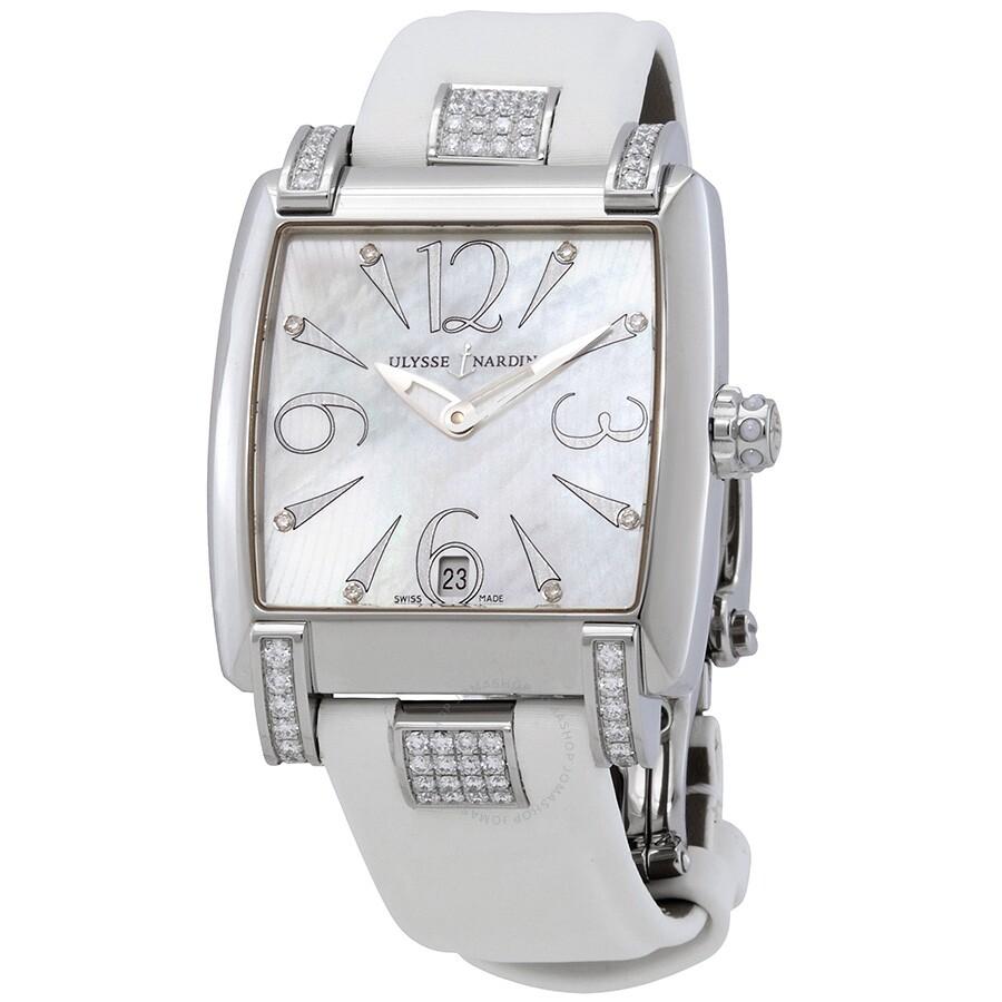 lebendig und großartig im Stil Gute Preise heißes Produkt Ulysse Nardin Caprice Automatic Ladies Watch 133-91c/691