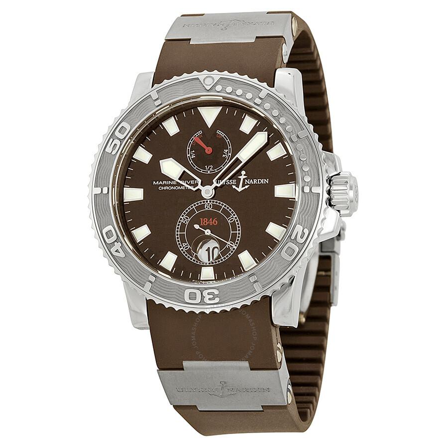 ulysse nardin marine chronometer 263 33