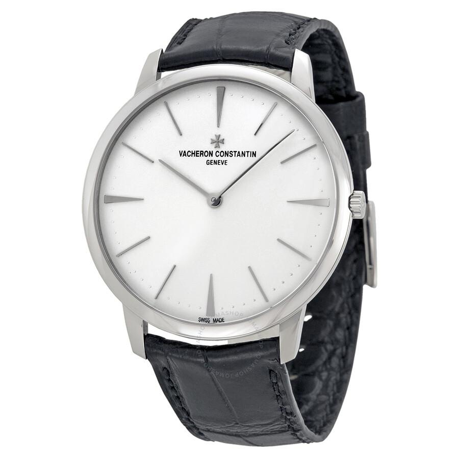 245f9581ba1 Vacheron Constantin Patrimony Grand Taille White Gold Men s Watch  81180000G-9117 ...
