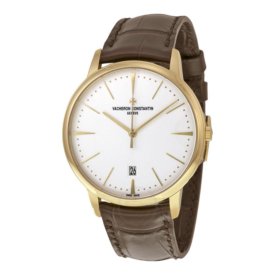 Vacheron constantin patrimony men 39 s watch 85180 000j 9231 patrimony vacheron constantin for Vacheron constantin