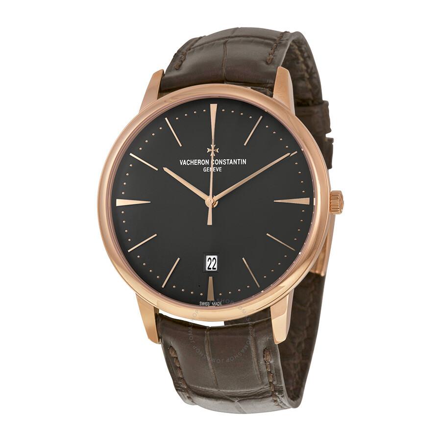 Vacheron constantin patrimony automatic men 39 s watch 85180 000r 9166 patrimony vacheron for Vacheron constantin