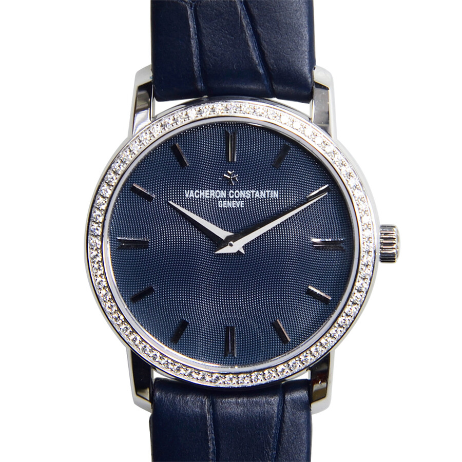 vacheron constantin traditionnelle blue