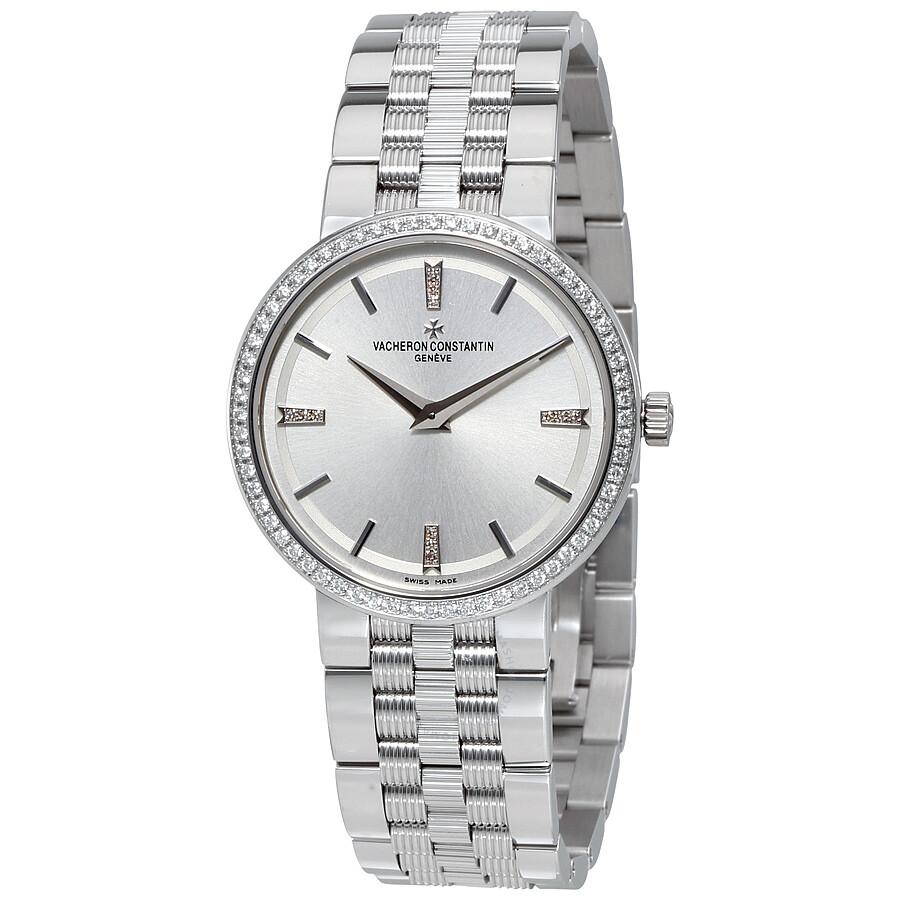 bbd28c5e1ac Vacheron Constantin Traditionnelle Ladies Watch 25557 Q01G-9276 ...