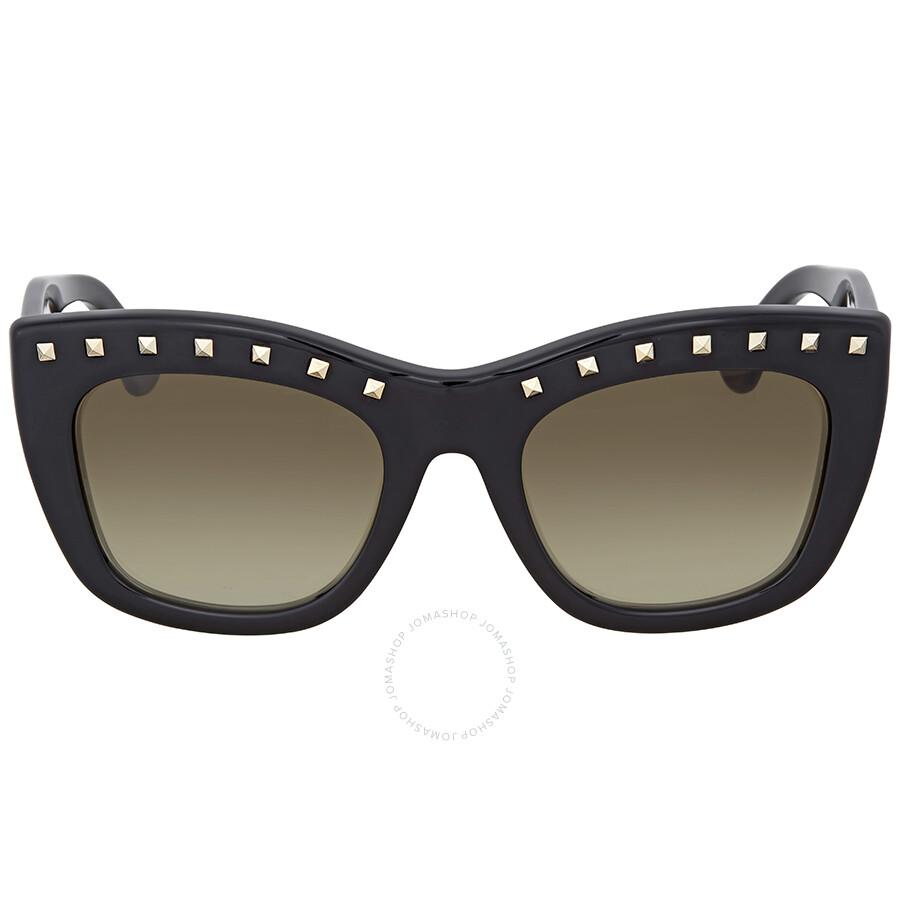 d1f685d51e70 Valentino Rockstud Cat Eye Sunglasses - Valentino - Sunglasses ...