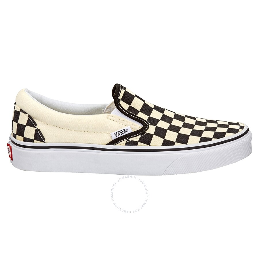 beb64154a05e Vans Classic Slip-On Checkerboard- Size 4.5 - Shoes - Fashion ...