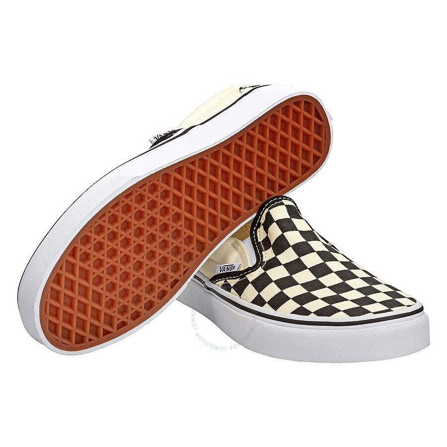 01a6f2e6153d05 Vans Classic Slip-On Checkerboard- Size 4.5 - Shoes - Fashion ...