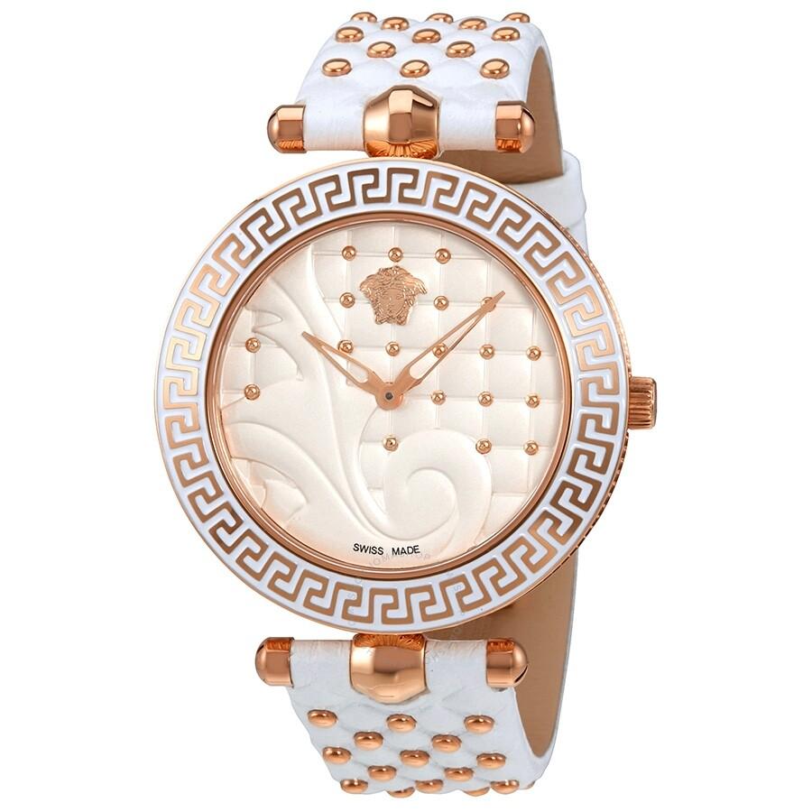 8ee996c22c07 Versace Vanitas White Dial Ladies Watch VK7510017 - Vanitas ...