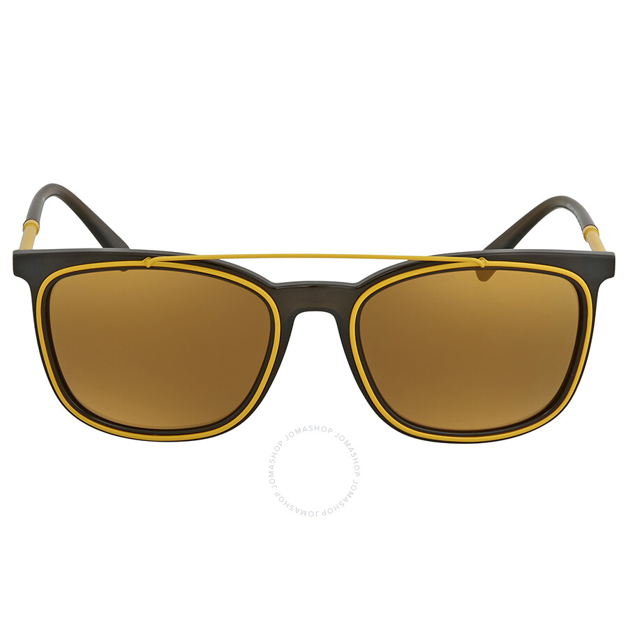 35eebc84b3c32 Versace Brown Square Sunglasses VE4335 5256F9 56 Versace Brown Square Sunglasses  VE4335 5256F9 56 ...