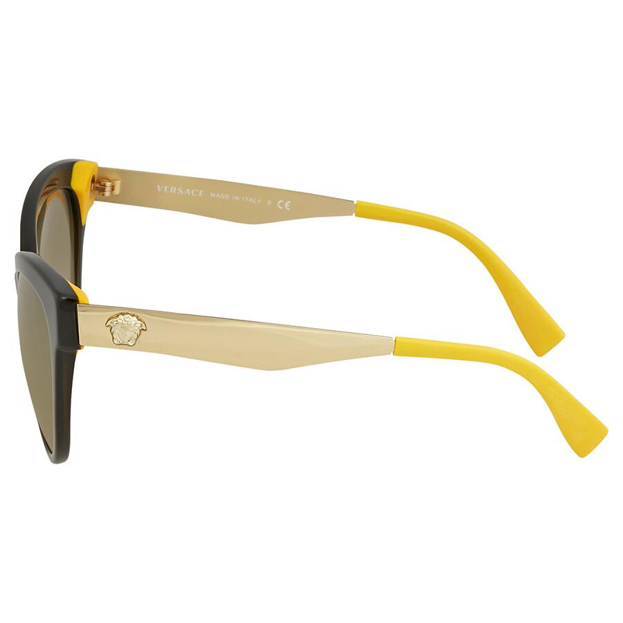 f6cbfdebada5a Versace Cat Eye Sunglasses VE4338 524613 57 - Sunglasses - Jomashop