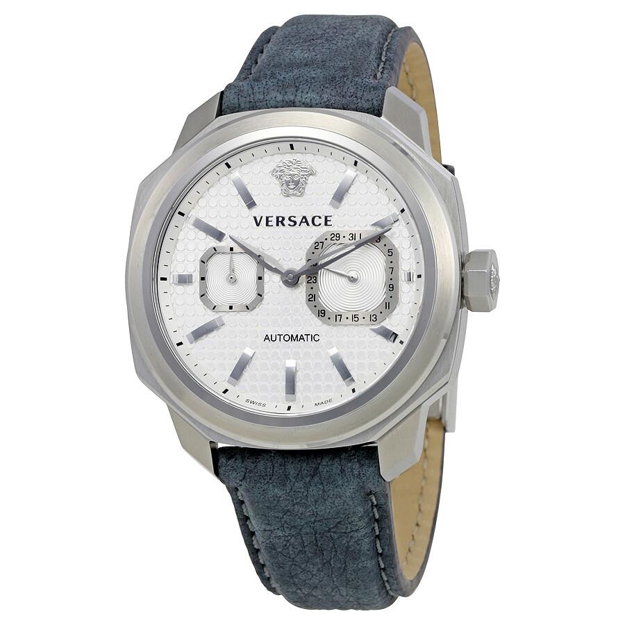 versace watches jomashop versace dylos automatic grey dial men s watch