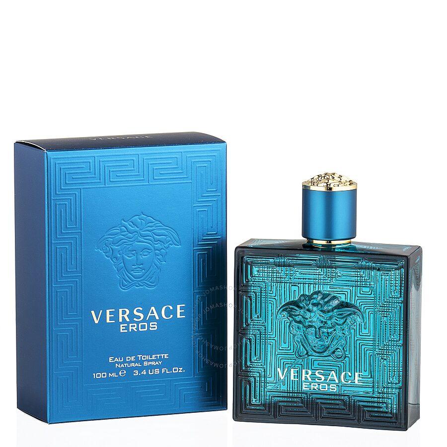 Versace Eros   Versace EDT Spray 3.4 oz (m) - Mens Eau de Toilette ... 4eac9b06ae9ce