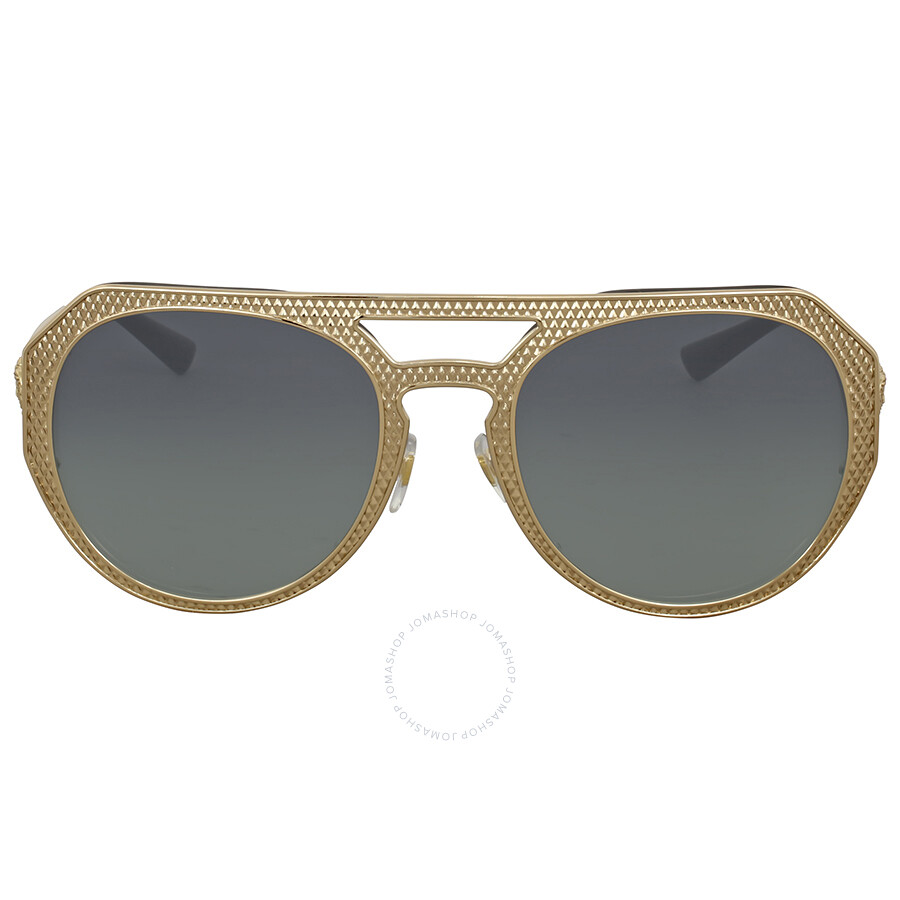295f173b7b2 Versace Grey Gradient Sunglasses - Versace - Sunglasses - Jomashop