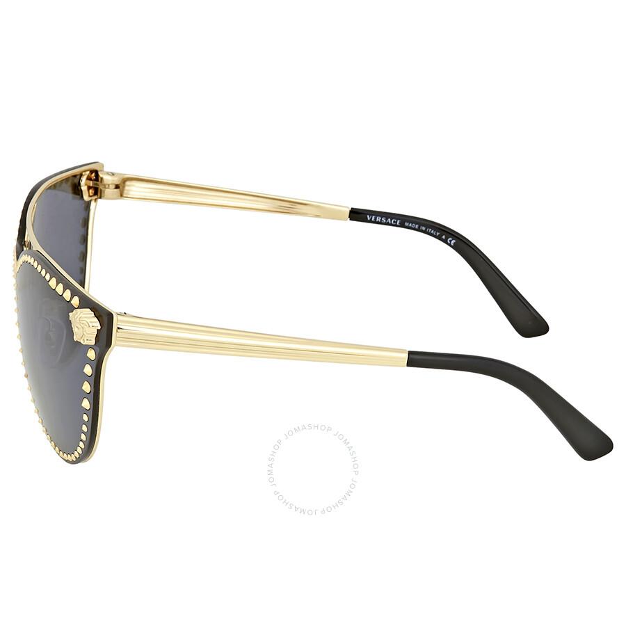 d0d5e473b73 Versace Pale Gold Cat Eye Sunglasses - Versace - Sunglasses - Jomashop