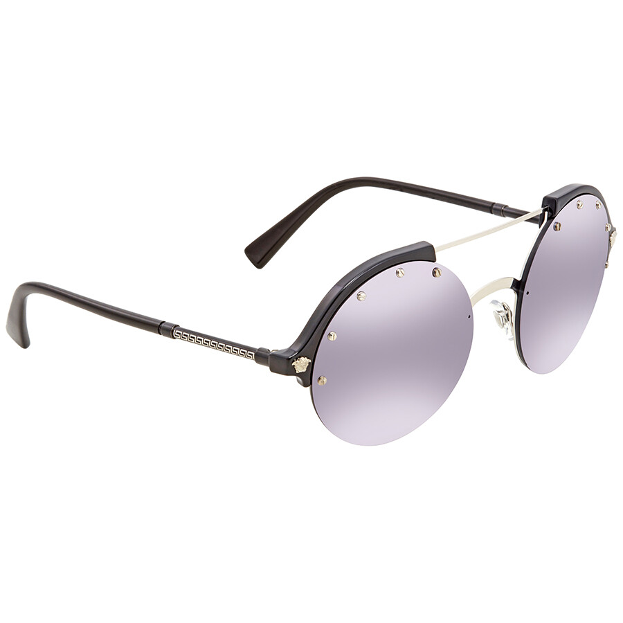 4449354b733f Versace Round Sunglasses VE4337 GB15R 53 - Versace - Sunglasses ...