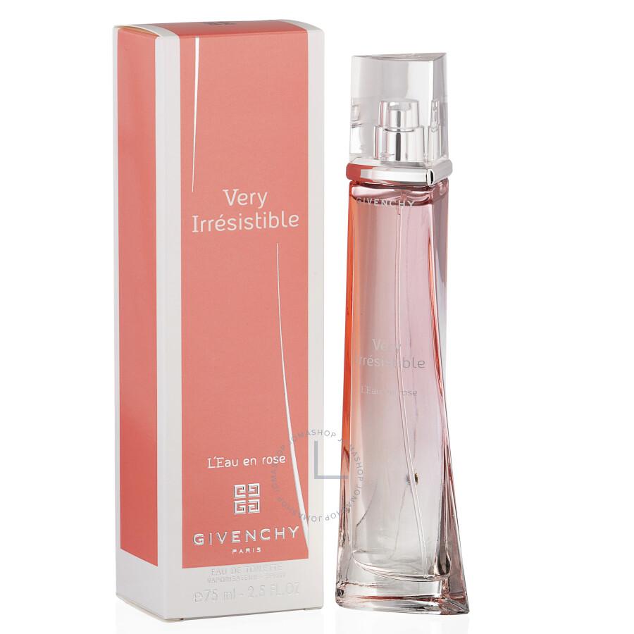 2 5 L'eau Ozw Very Spray Irresistible Edt En Rosegivenchy odCrxWBe