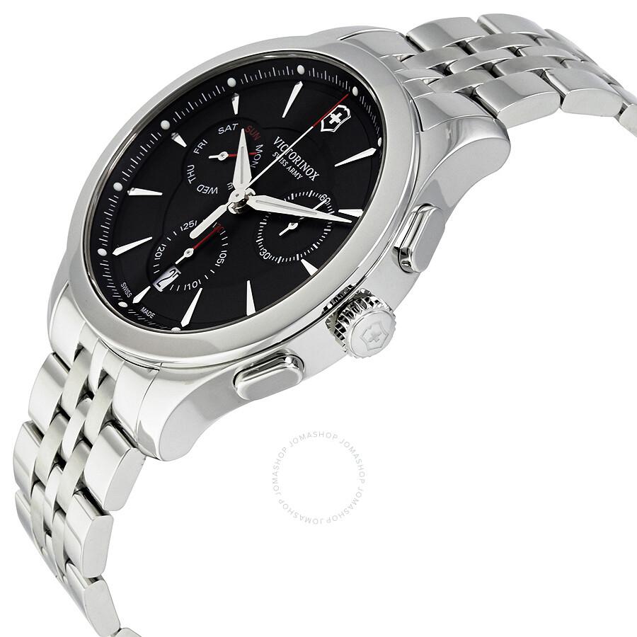 8eb5a003d7cf9 ... Victorinox Swiss Army Alliance Chronograph Men's Watch 241745 ...