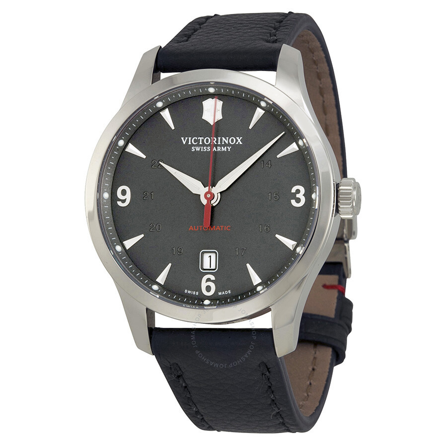 Victorinox alliance mechanical automatic men 39 s watch 241668 alliance victorinox watches for Victorinox watches