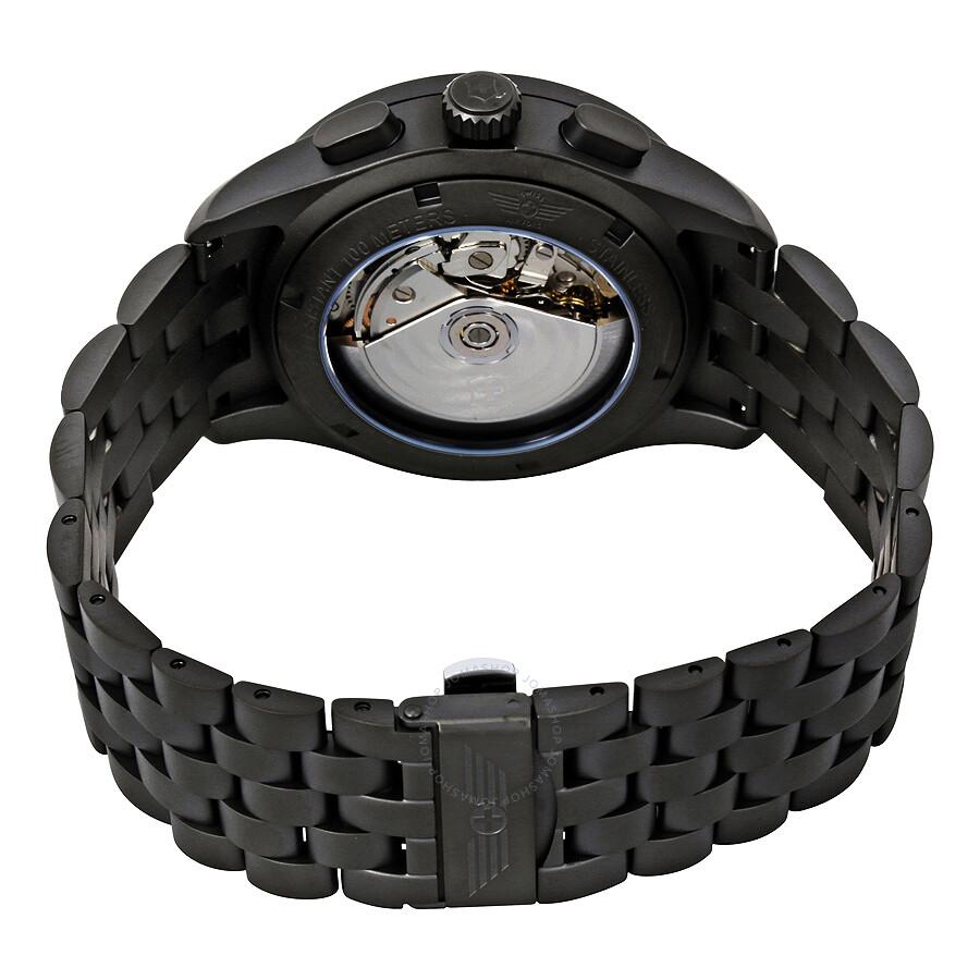 ... Victorinox Swiss Army Airboss Chronograph Automatic Men s Watch 241741 671cadeb998