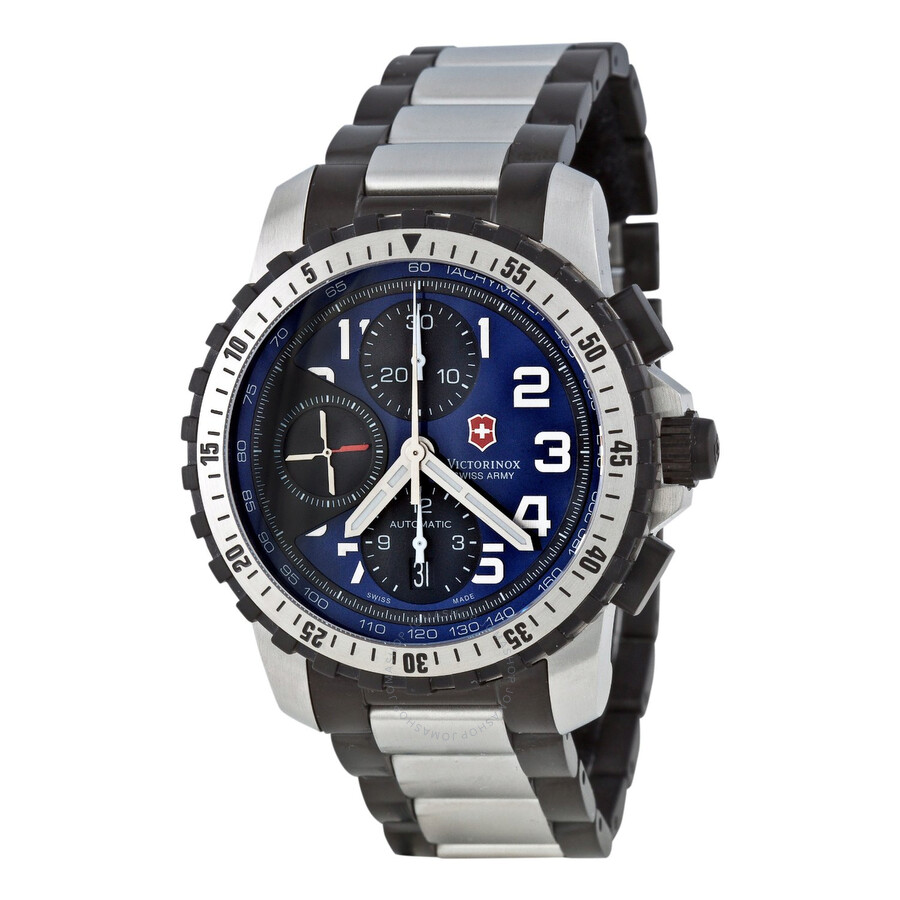 Victorinox swiss army alpnach men 39 s watch 241194 alpnach victorinox watches jomashop for Victorinox watches