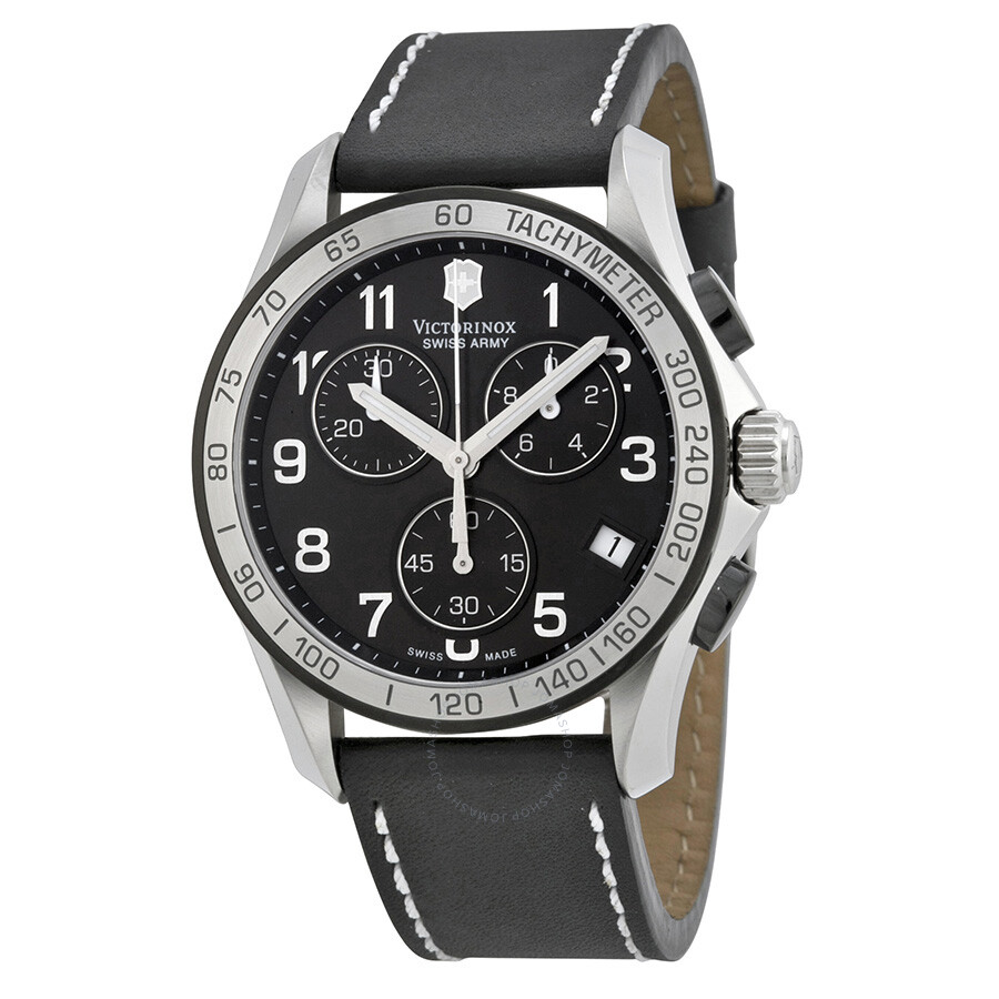 Victorinox Swiss Army Classic Chronograph Men S Watch 241404