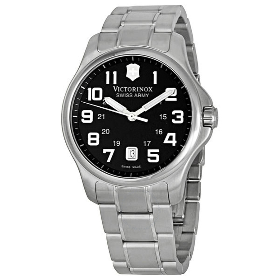 Victorinox Swiss Army Classic Officer Men S Watch 241358