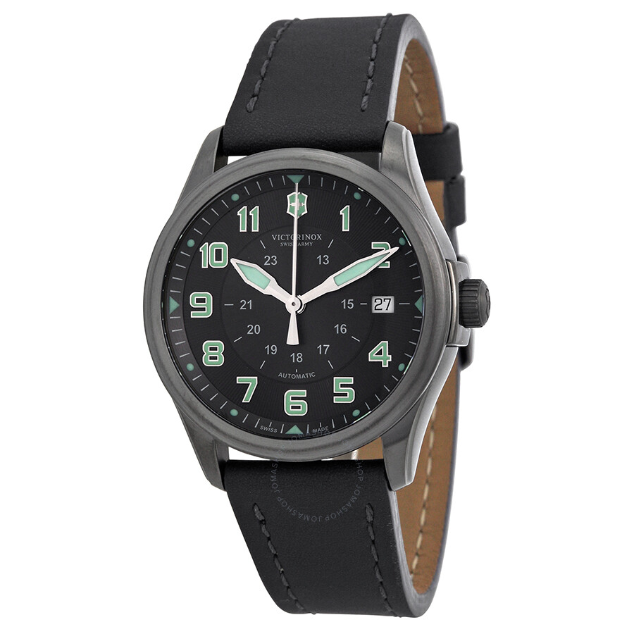 Victorinox swiss army infantry vintage automatic men 39 s watch 241518 infantry victorinox for Victorinox watches