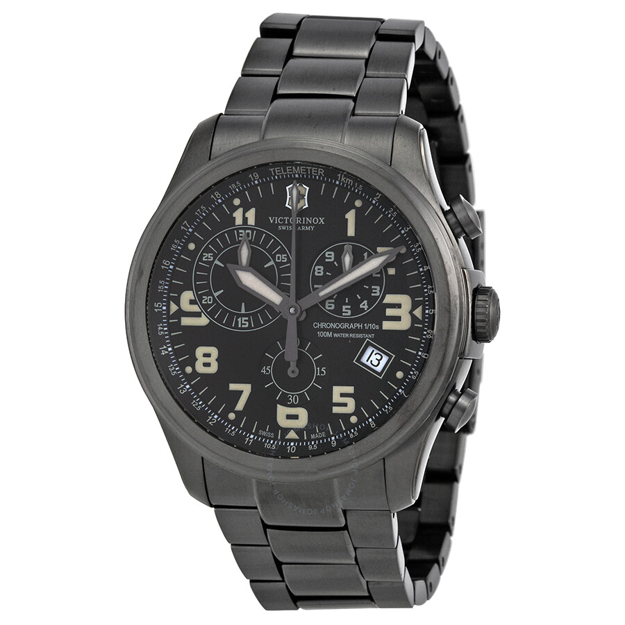 Victorinox Swiss Army Infantry Vintage Men's Watch 241289 ...