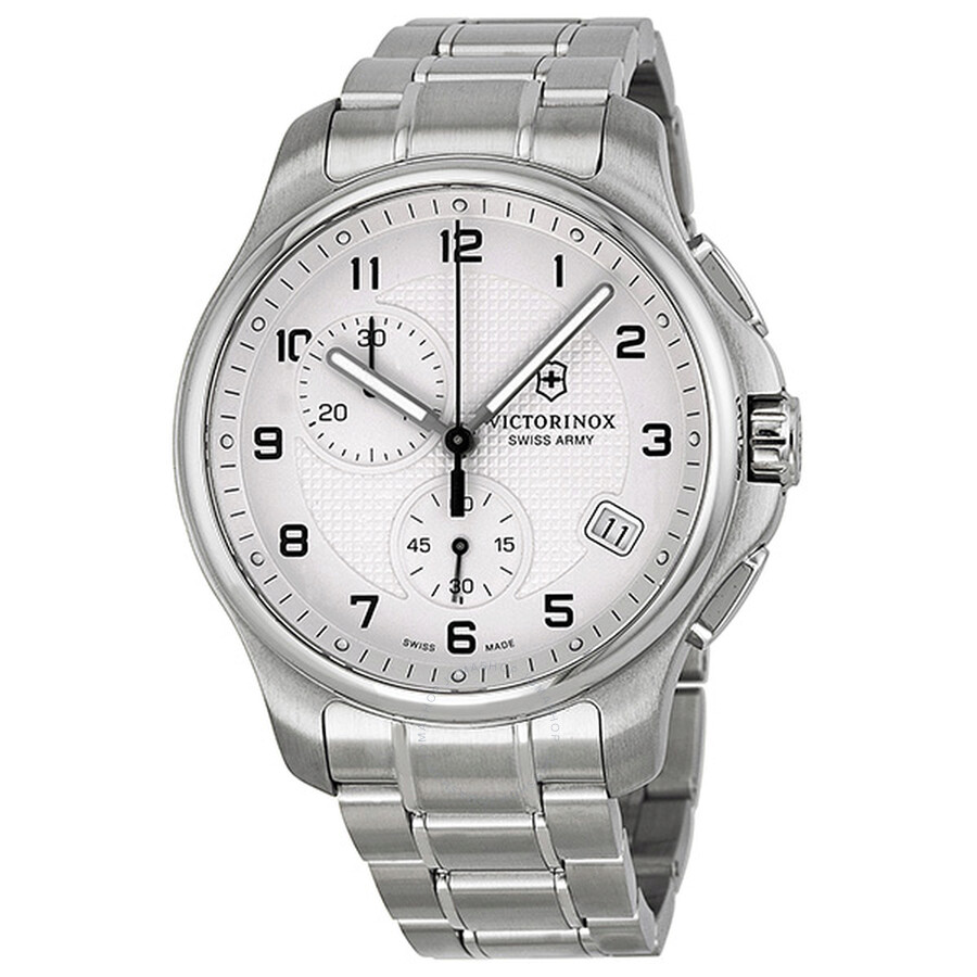 victorinox swiss army officers chronograph men 39 s watch