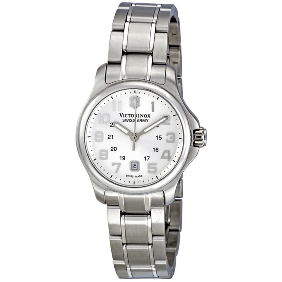 victorinox swiss army officers ladies watch 241457