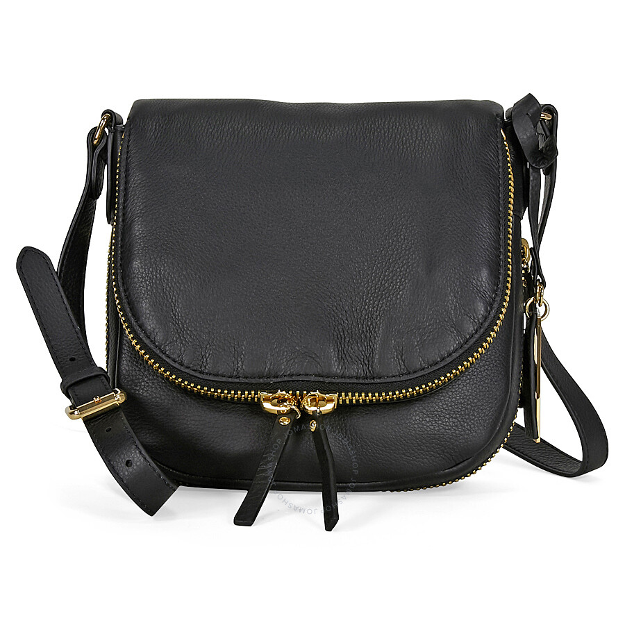 b02ed1c3fe6d Vince Camuto Baily Leather Crossbody - Black Item No.  VC-BAILY-CB1-001-MATYSH