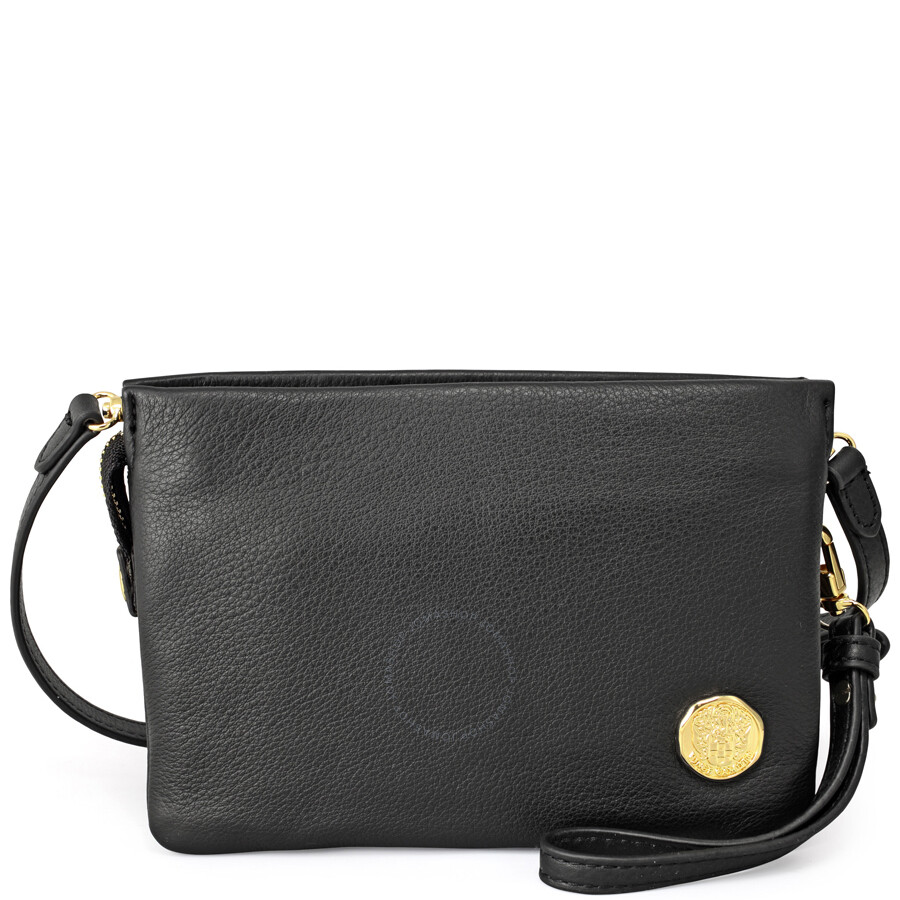 f39fc1b535 Vince Camuto Cami Compact Rectangular Leather Crossbody - Black Item No. VC- CAMI-CB-001-MATYSH
