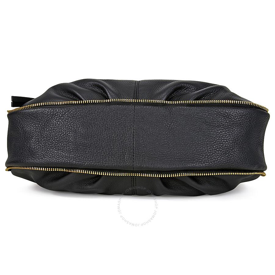 40bb27c40e8 Vince Camuto Dean Leather Satchel - Black - Vince Camuto - Handbags ...