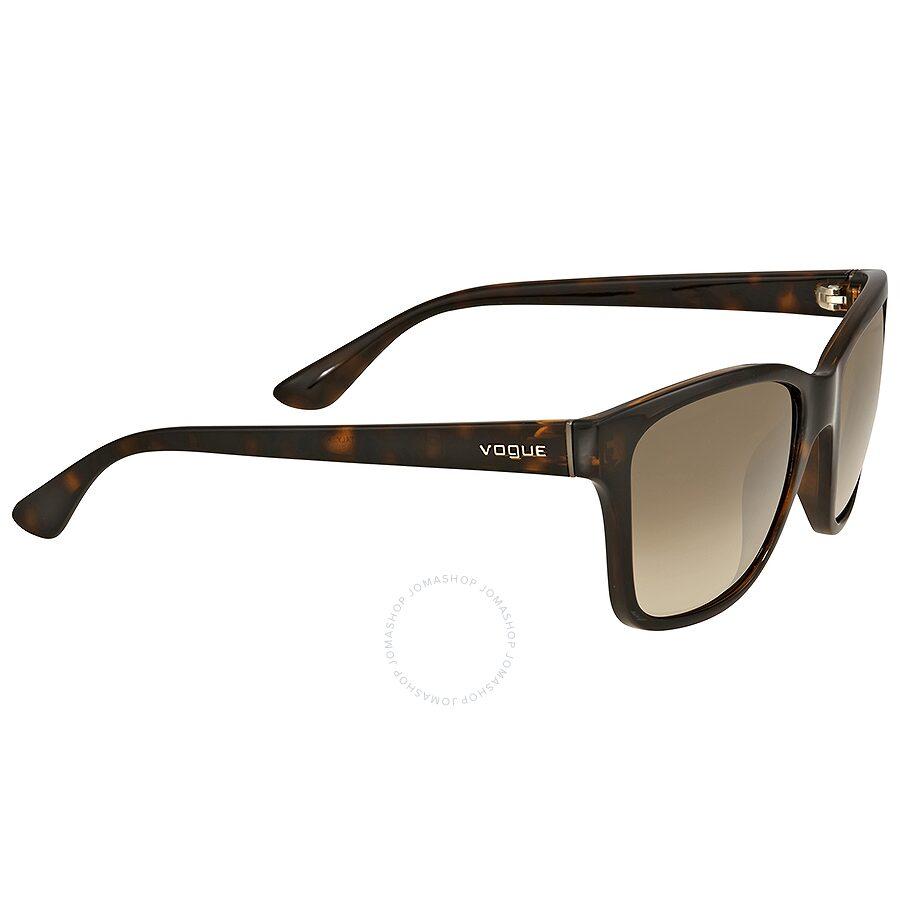9f0151dfa1 Vogue Dark Havana Square Sunglasses Vogue Dark Havana Square Sunglasses ...