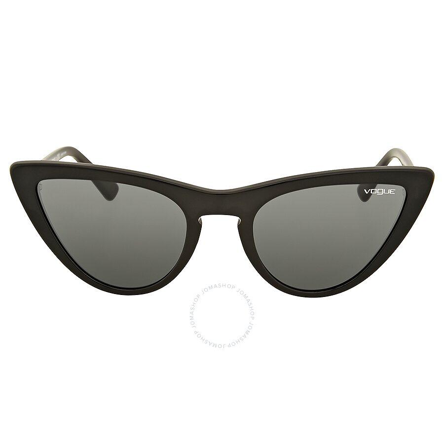 67adb156b04 Vogue Grey Cat Eye Sunglasses - Vouge - Sunglasses - Jomashop