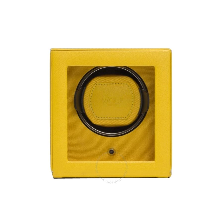33e142a32fa Wolf Yellow Cub Winder 461192 - Watch Winders - Watch Accessories ...