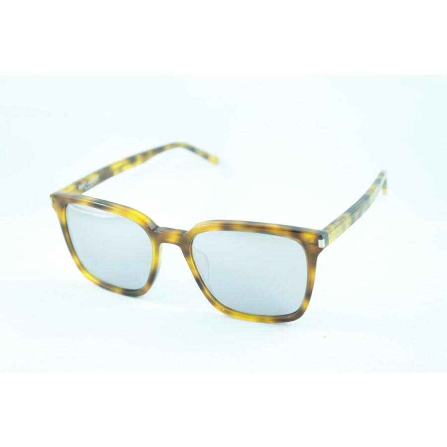 2a9c24cc200 Yves Saint Laurent Asian Fit Havana Sunglasses - Yves Saint Laurent ...