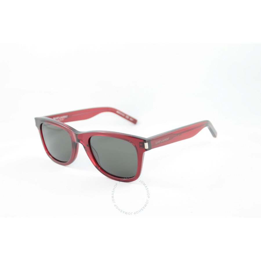 89f21a7ea31 Yves Saint Laurent Red Square Sunglasses - Yves Saint Laurent ...