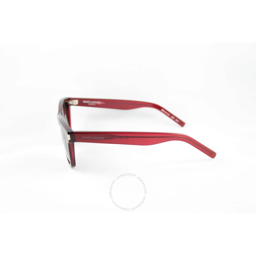 232d745f497 Yves Saint Laurent Red Square Sunglasses Yves Saint Laurent Red Square  Sunglasses